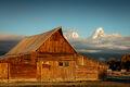 Mormon Barn, Grand Teton National Park