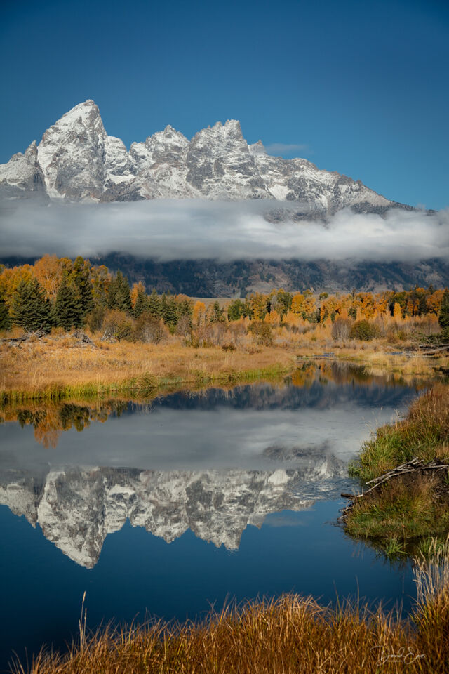 Grand Teton National park print