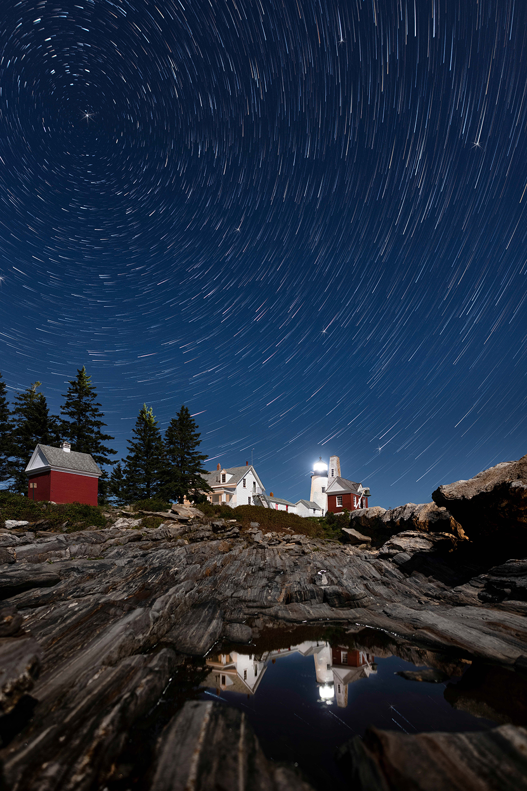 Pemaquid Point Lghthouse